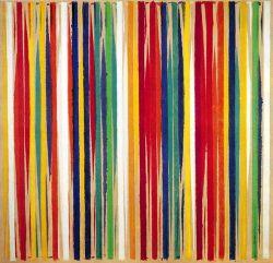 Olio su tela cm 197x197, 1963