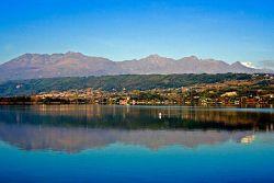 lago de Viverone, Novembro de 2006