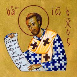 Tempera all'uovo su tavola (particolare dell'icona dei Pastori d'oriente e d'occidente, cm 40x40)