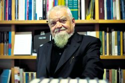 Enzo Bianchi (fotografia de Raquel Esperança)