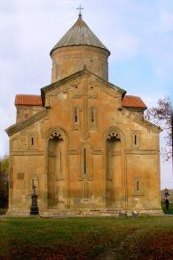Chiesa di Ertatsminda (Georgia) dedicata a EUSTAZIO di Mitskheta