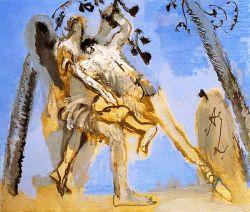 Olio su tela, 1995