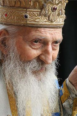 His Beatitude the Patriarch of Serbia Pavle