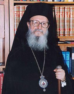 ? Dimitrios, Arcivescovo greco - ortodosso di America, Patriarcato Ecumenico