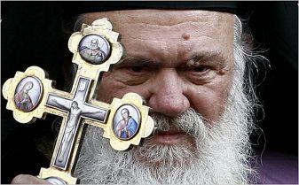 + Hieronymos, arcivescovo di Atene e di tutta la Grecia