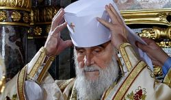 IRINEJ, archbishop of Pec, metropolitan of Belgrad-Karlovci and patriarch of Serbia