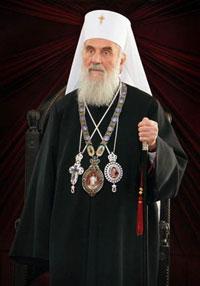 Irinej Arcivescovo di Pec Metropolita di Belgrado-Carlovci e Patriarca di Serbia