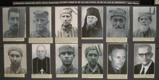 Preti greco-cattolici martiri del regime comunista in Romania