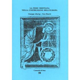 La fede cristiana nella costruzione dell'Europa