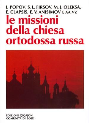Le missioni della chiesa ortodossa russa