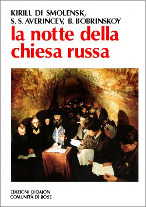La notte della chiesa russa