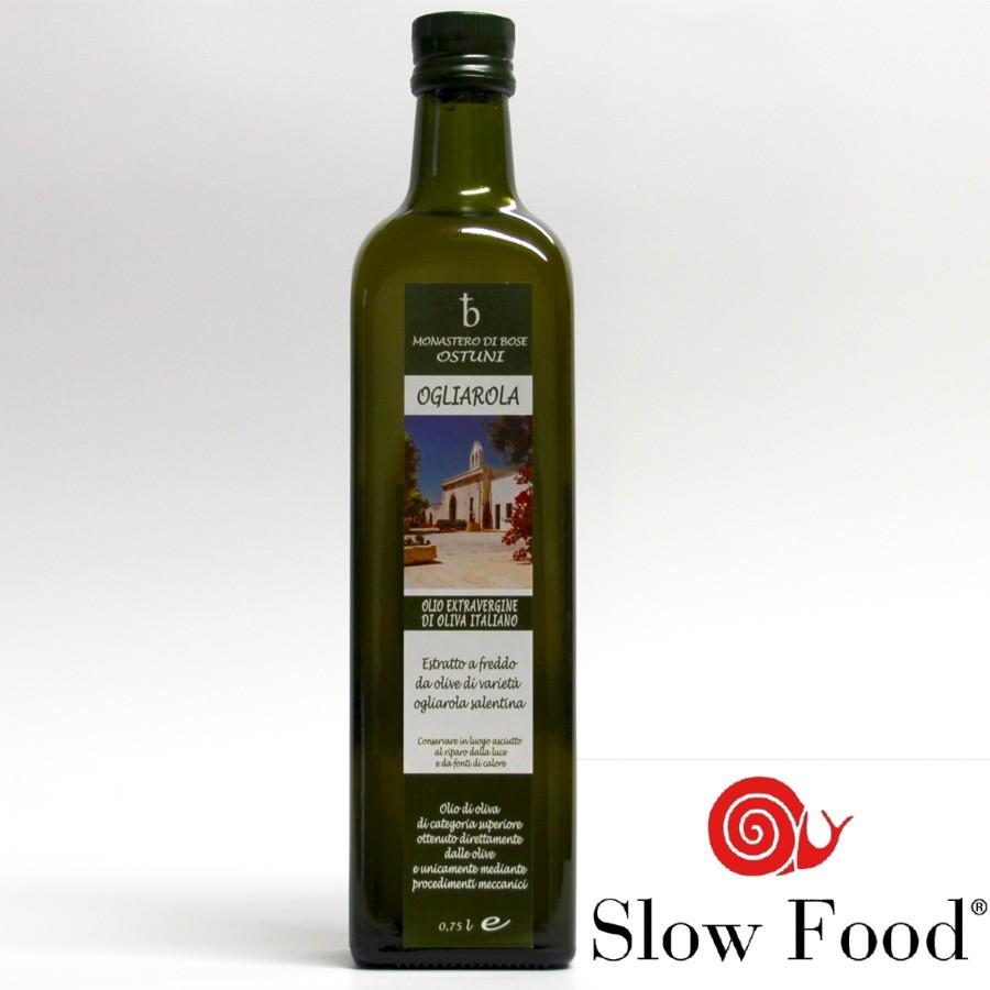 Olio extravergine di oliva Ogliarola 0,75 l