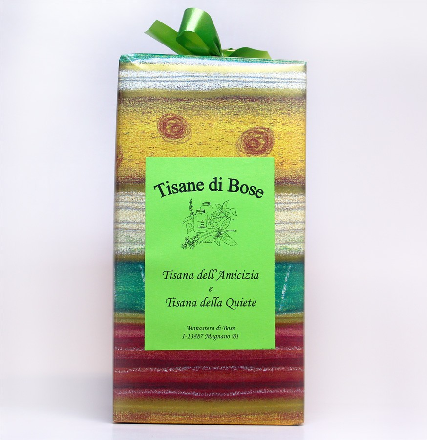 Regalo Tisane Amicizia e Quiete