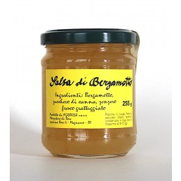 Salsa di Bergamotto