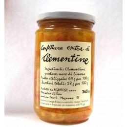 Confettura extra di Clementine