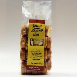 Fette di pane biscottato