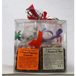 Quartetto tisane - Pacco regalo