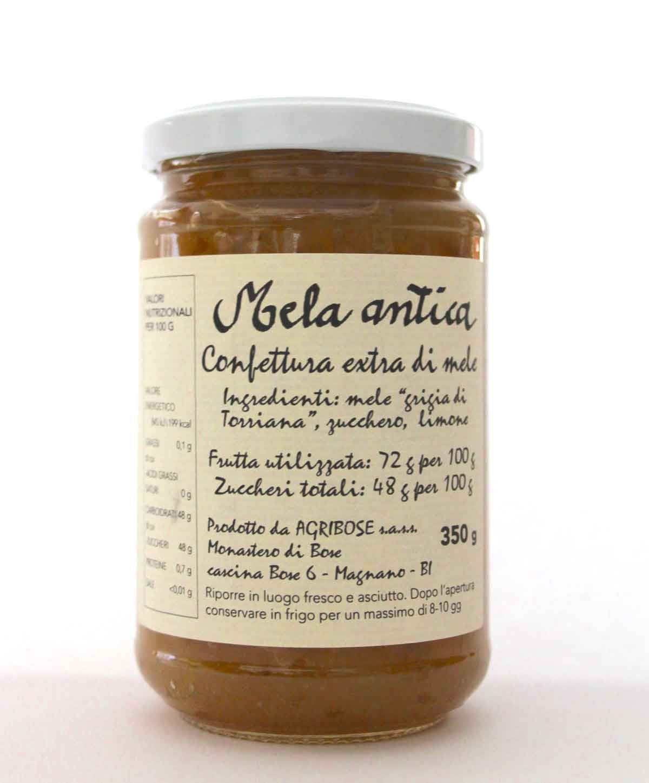 Mela antica - Confettura extra di mele