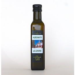Olio extravergine di oliva agrumato al limone 0,25 l