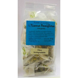 Tisana Passiflora - 6 (Buon riposo) in filtri