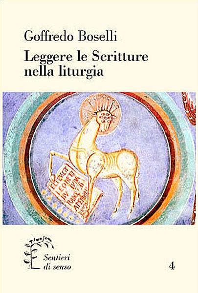 Leggere le Scritture nella liturgia